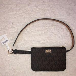 Michael Kors fanny pack belt (authentic)